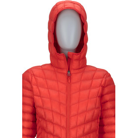 Marmot Featherless Capuchon Jas Dames, victory red